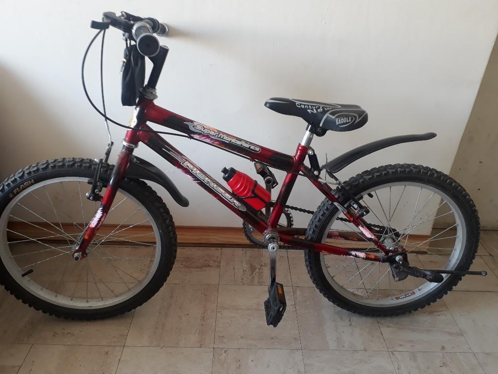 Vendo Bicicleta Pioner