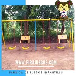 calesita infantil, tobogan, juegos para jardin de infantes. - Córdoba