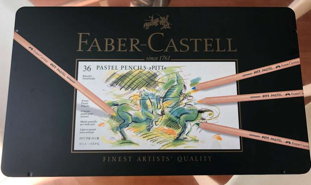 Colores Profesionales Faber Castell Nuevo