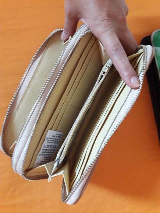 Vendo Billeteras Poco Uso Originales