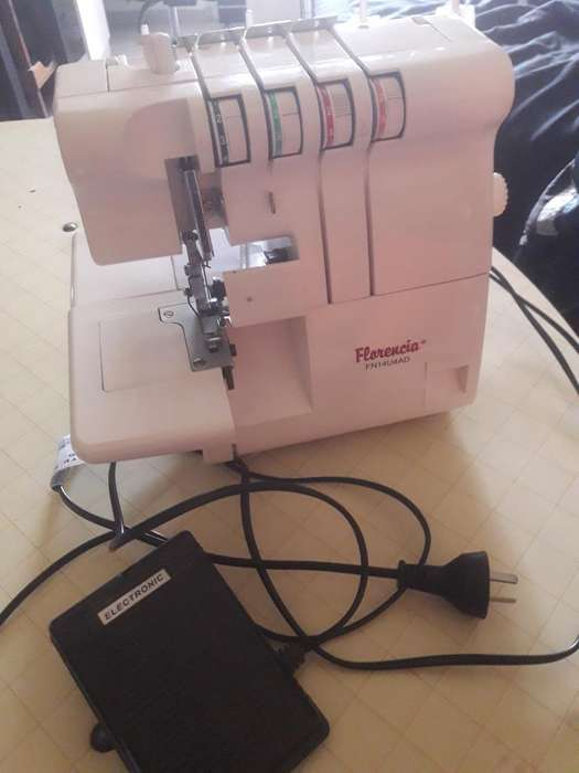 Overlock Familiar Florencia