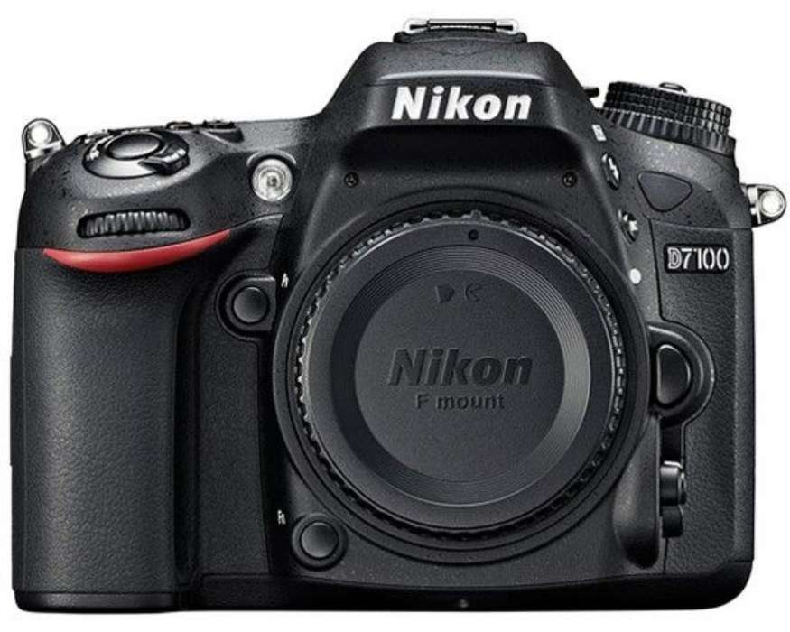 Nikon D7100 Nueva 24.1 Mp Full Hd