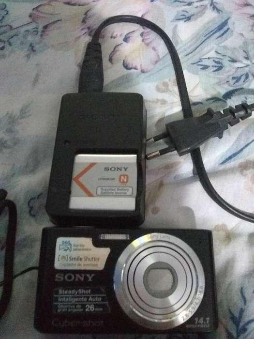 Camara Digital Sony Perfecto Estado