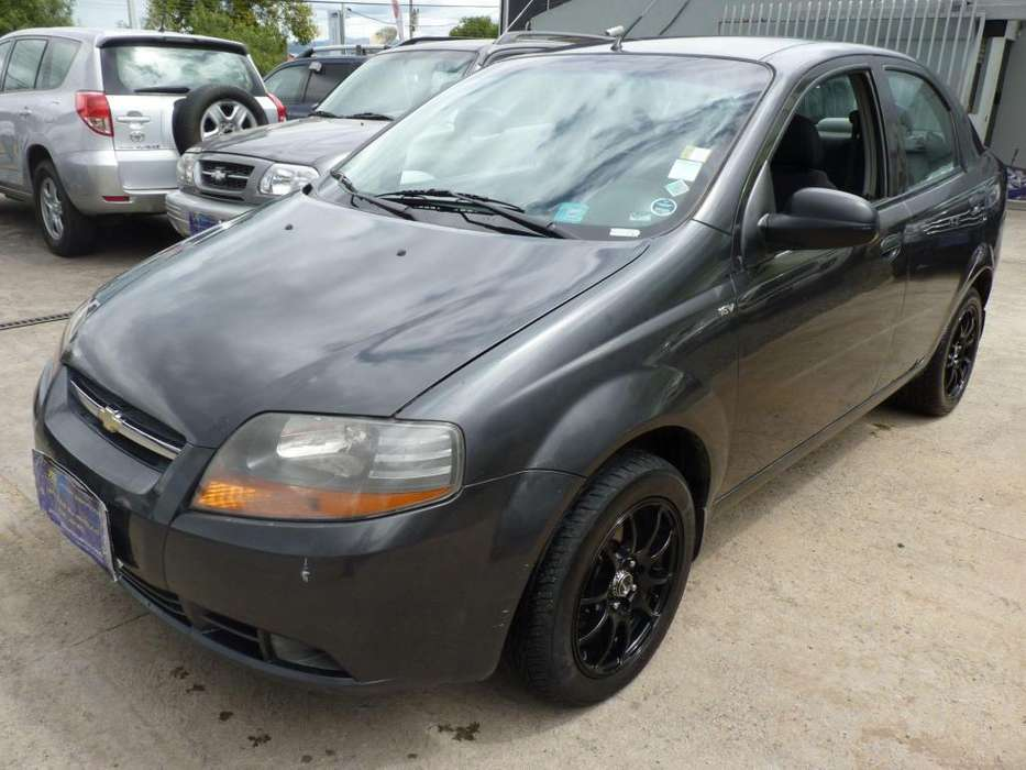 Chevrolet Aveo 2012 - 123688 km