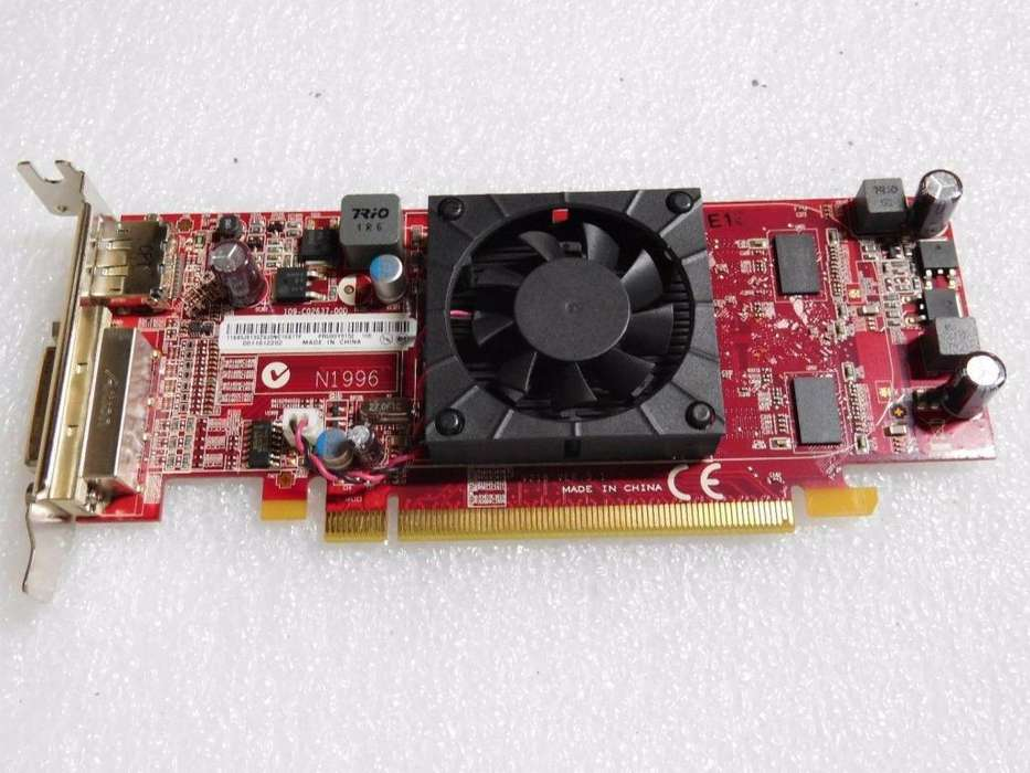 TARJETA DE VIDEO IBM Lenovo ThinkCentre M91P ATI <strong>hd</strong>5450 512MB Video Card PCI-EXPRESS 25