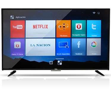 TV LED 40 TCL L40D2730A/L40S62 SMART TV DIGIOFERTAS CBA LOCAL A LA CALLE