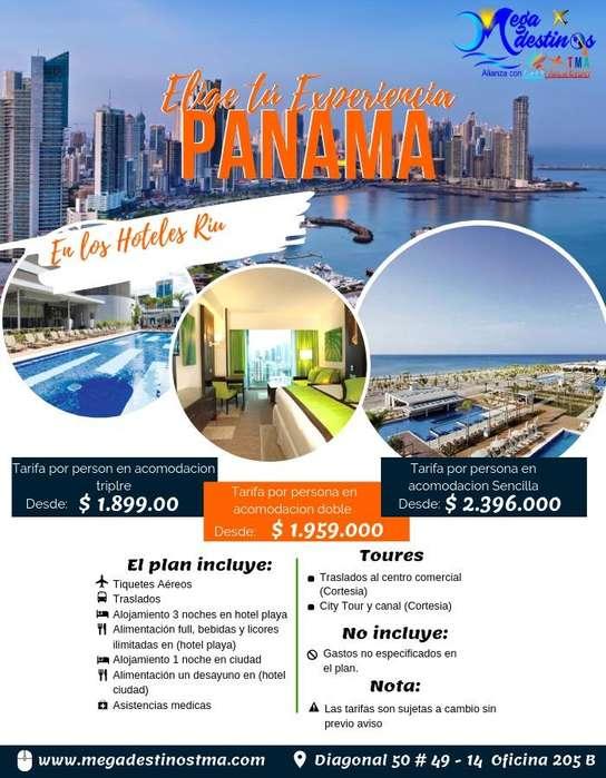 ELIGE LA EXPERIENCIA PANAMA