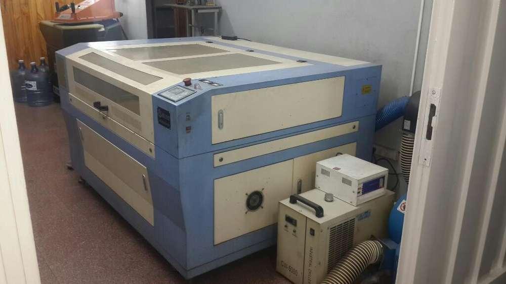 Maquina Laser de 120 What