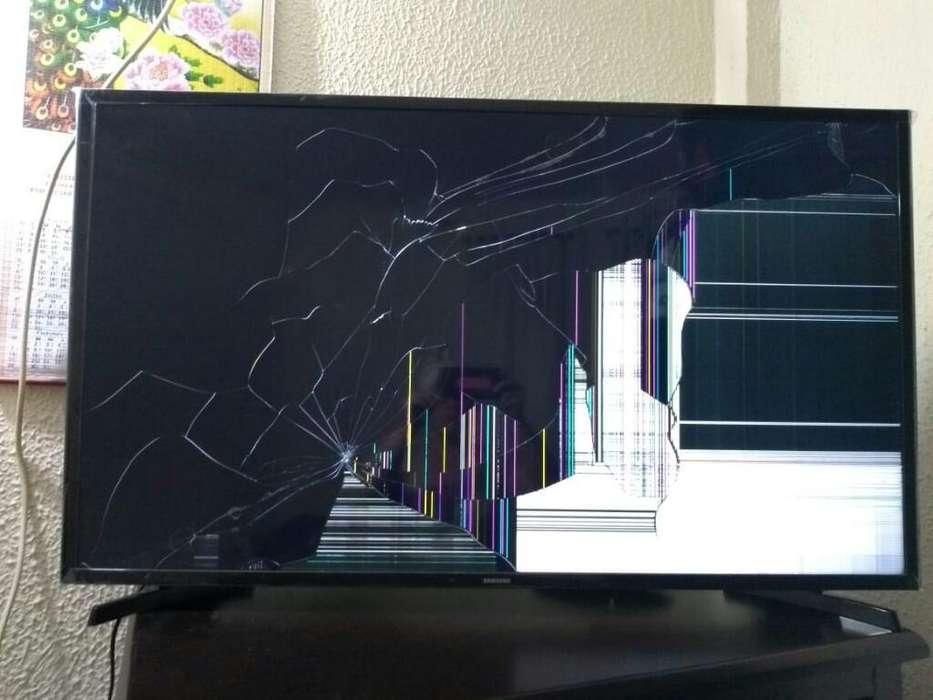 Vendo Smart Tv para Repuesto