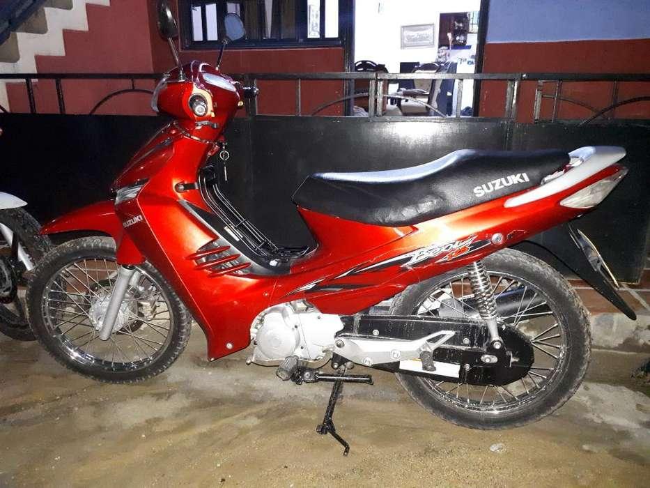 Vendo Hermosa Moto Best 125