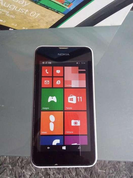 Teléfono Nokia Lumia 530 Blanco