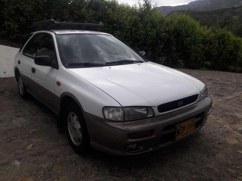 Subaru Impreza 1999 - 254000 km