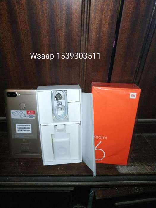 Xiaomi Redmi 6 32 Gb