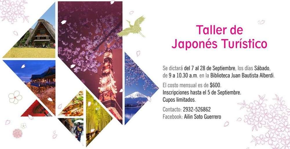 Taller de Japonés Básico