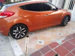 Vendo Hyundai Veloster Modelo 2014 Full