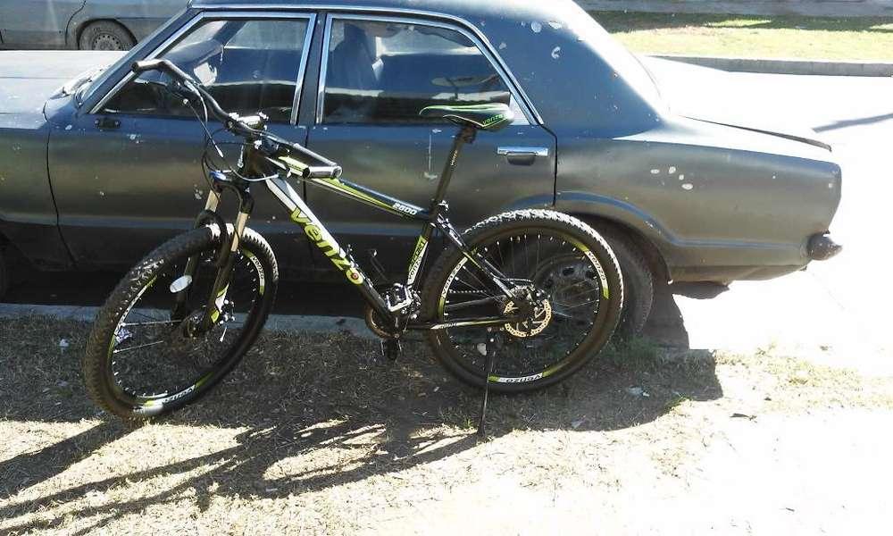 Vendo Bicicleta Venzo Rodado 26