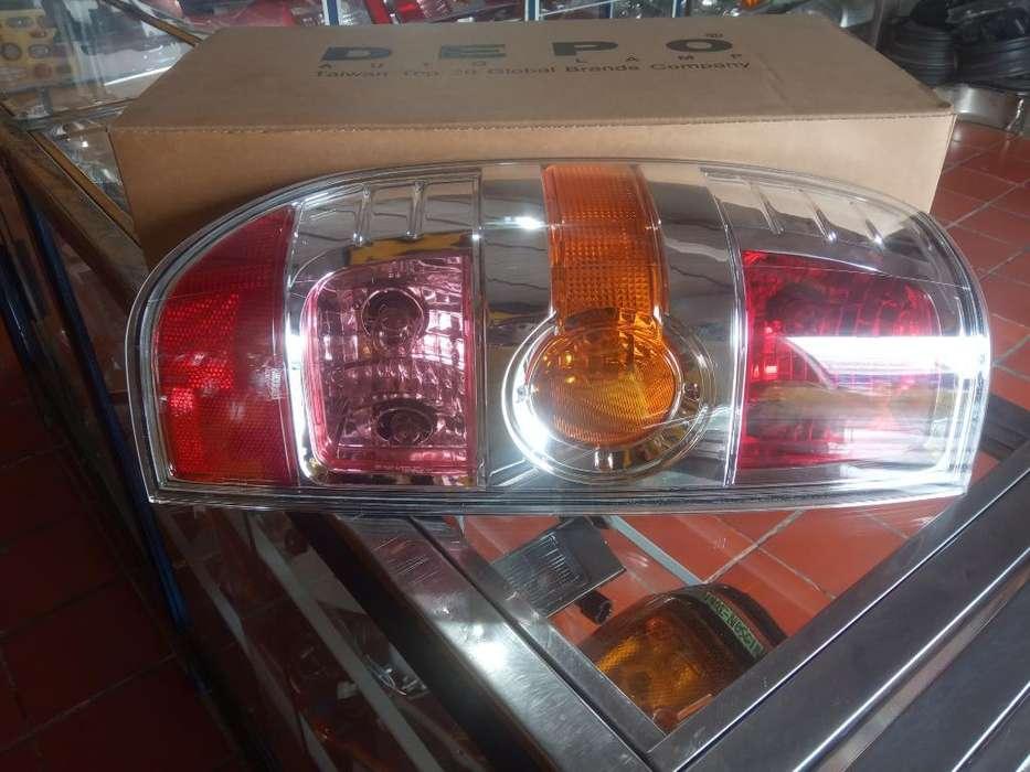 Stop Mazda Bt50 Mod 2012