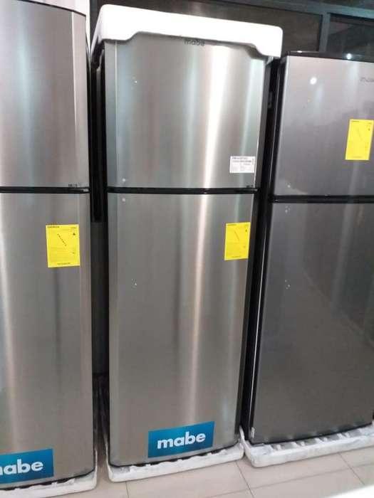 Refrigeradora Mabe 15 Pies Nueva Inox