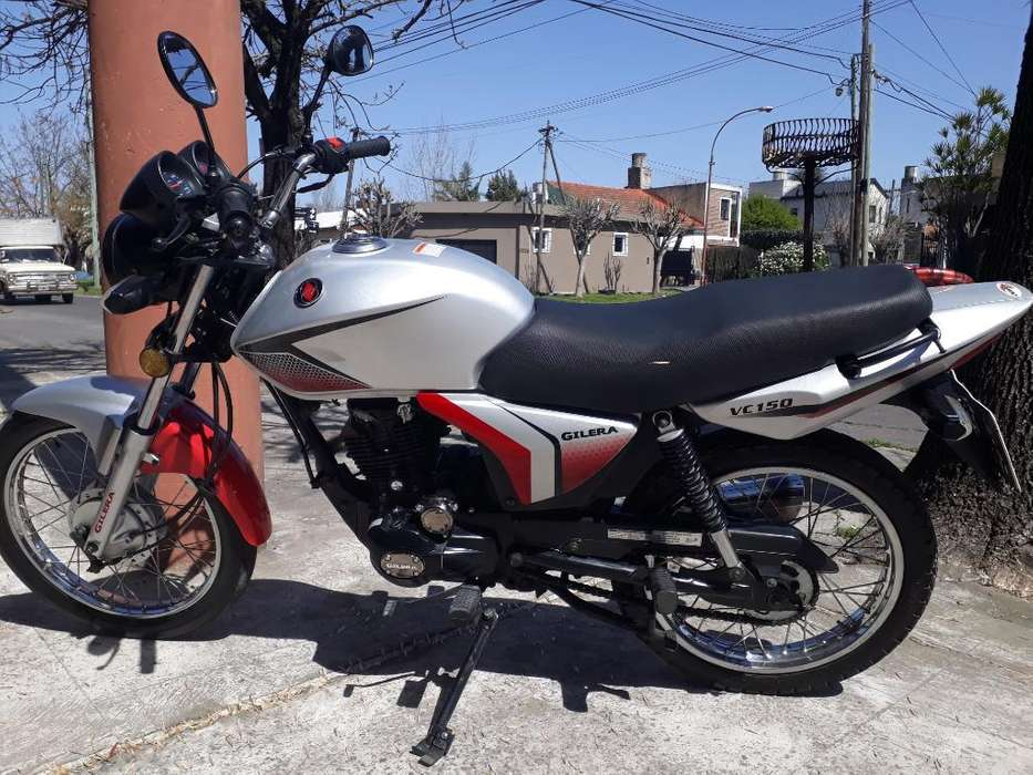 <strong>gilera</strong> Vc 150 2019 13.000 Km. Impecable