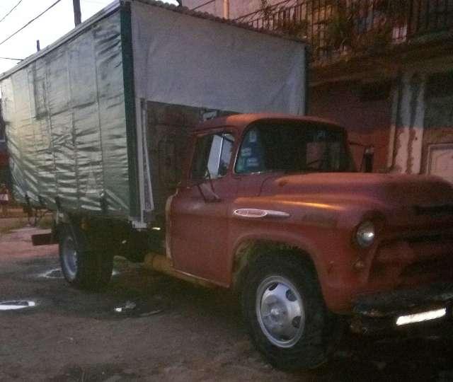 Chevrolet Viking 57