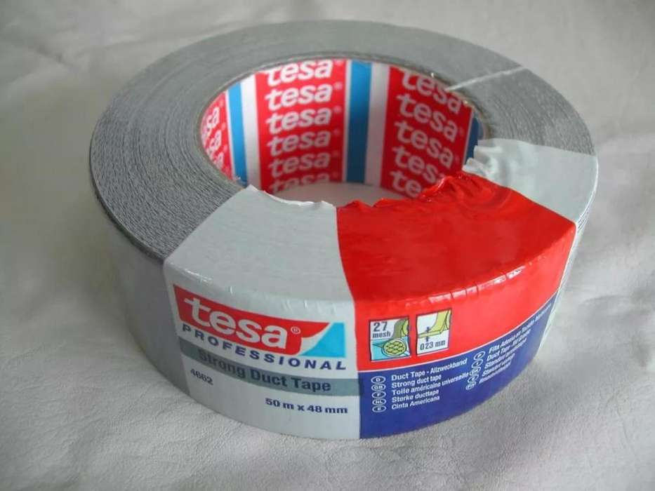 Cinta Tesa 4662 Strong Duct Tape 48 Mm X 50 Mts
