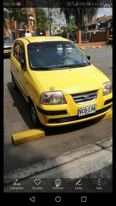 Conductor Taxi Atos a Gas Turno Largo