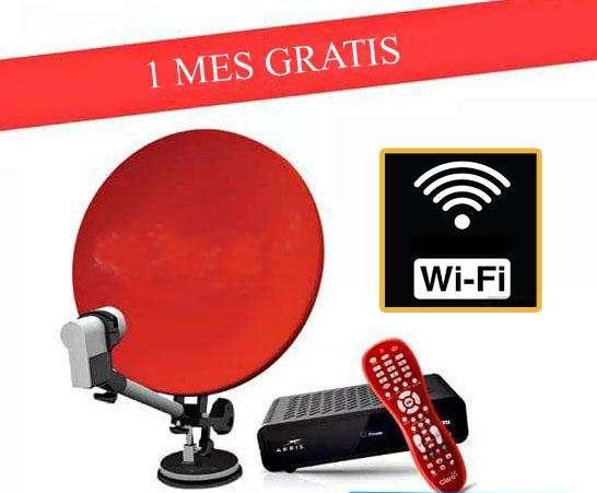 INTERNET Y TELEVISION SATELITAL EN FINCAS Y VEREDAS DE COLOMBIA