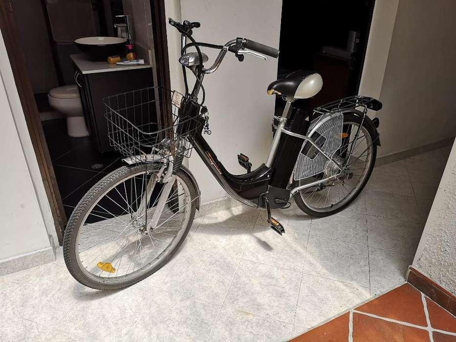 Bicicleta Eléctrica Energy Motion