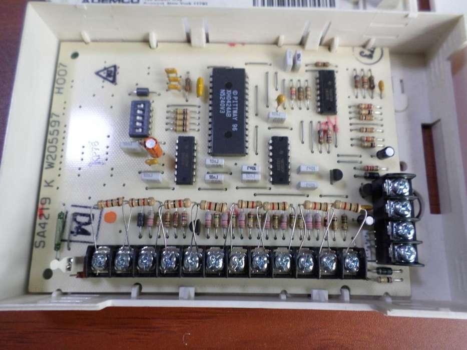 HONEYWELL :ALARMA EXPANSOR 8 ZONAS MODULO 4208 U