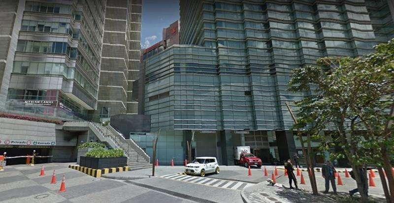 <strong>oficina</strong> en arriendo Santa Barbara Alta. El edificio tierra firme de 29 pisos de altura, ubicado en e 58013
