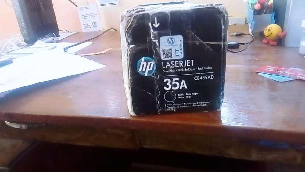 TONER HP 35A original