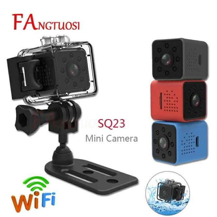 Nuevo Sq23 Mini Cámara Wifi 1080 P Hd Vi