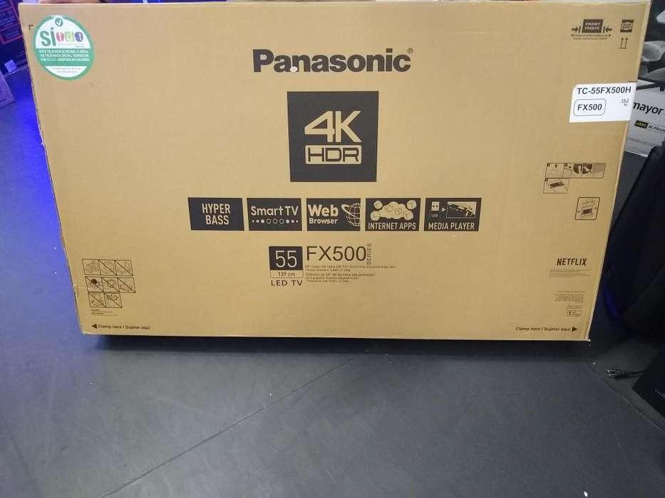 Tv Panasonic Smart Tv 55 Pulgadas