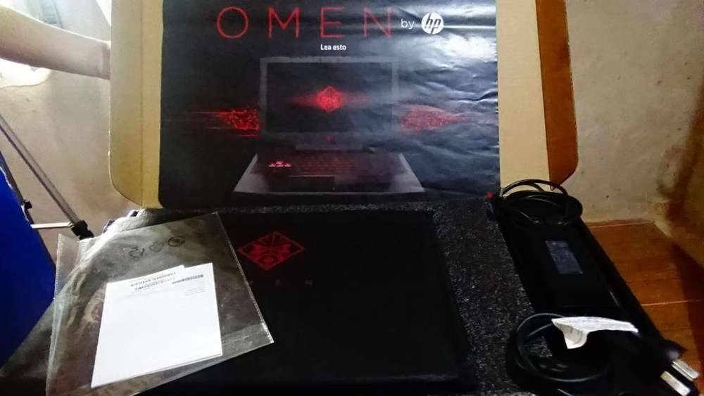 Notebook Gamer Hp 15.6 Omen 15ce001la
