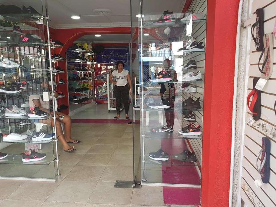 Se vende almacen de calzado buena ubicacin