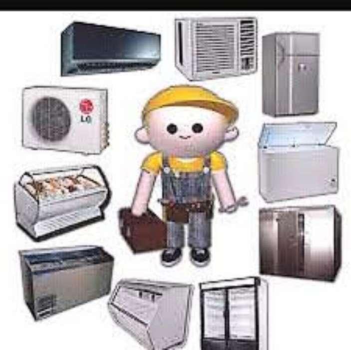 Técnico en Refrigeración Y Aires Acondic