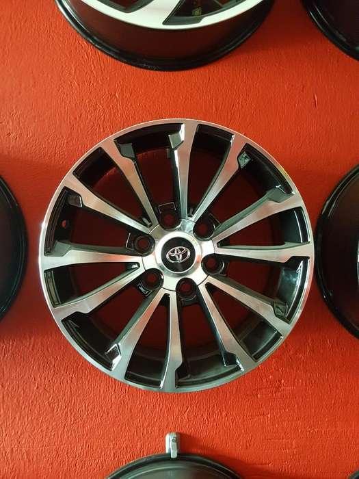 Rines 18 Toyota Nuevos