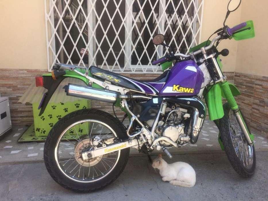 Kmx Modelo 2004 Al Dia
