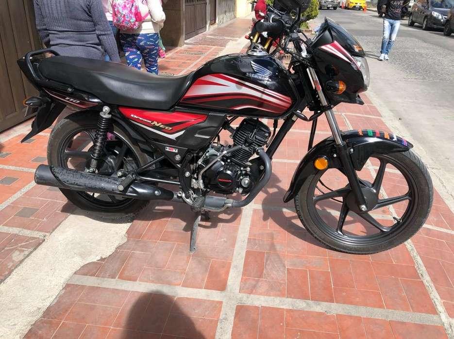 Vendo Honda Dream Neo 110C