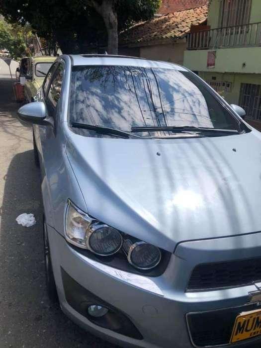 Chevrolet Sonic 2013 - 127000 km