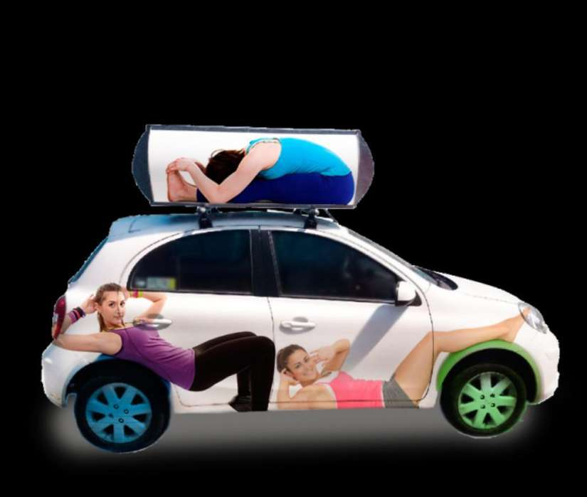 Vehiculo de Publicidad Y Perifoneo