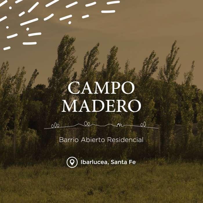 Oportunidad Inversión - Terreno en Ibarlucea - <strong>campo</strong> Madero.