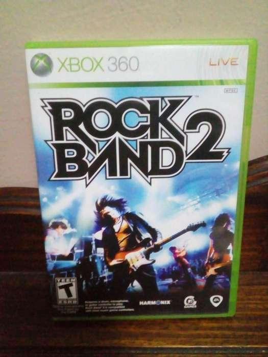 Rock Band 2 Xbox 360 juego original