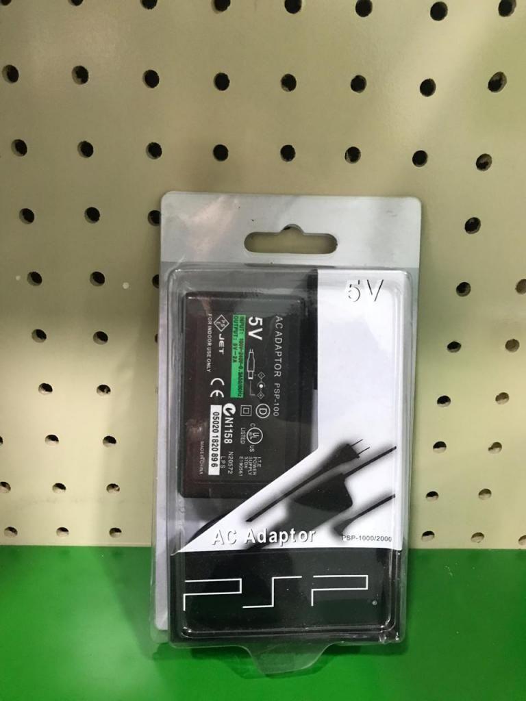 CARGADOR PSP 2000,PSP 3000, PSP VITA , PSP GO