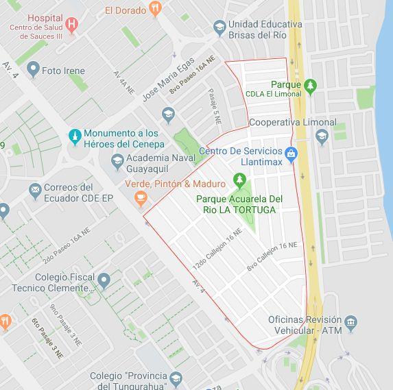 Acuarelas del Rio, 185m2, Esquinero, Terreno en venta