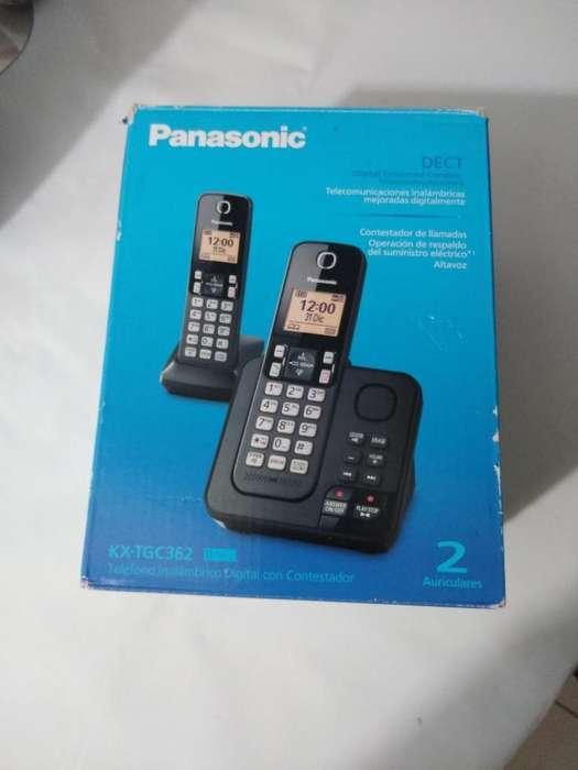 Vendo Teléfono Inalámbrico Nuevo