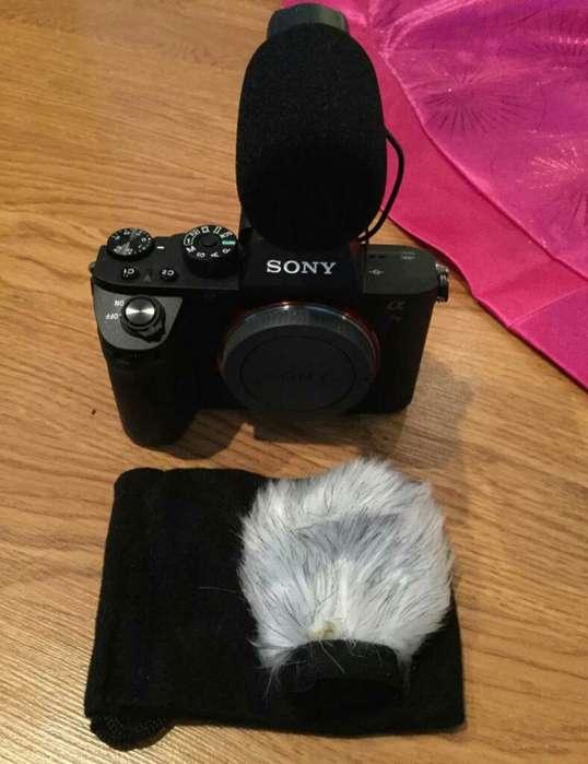 Sony Alpha Dslr A7rii Slr Camera