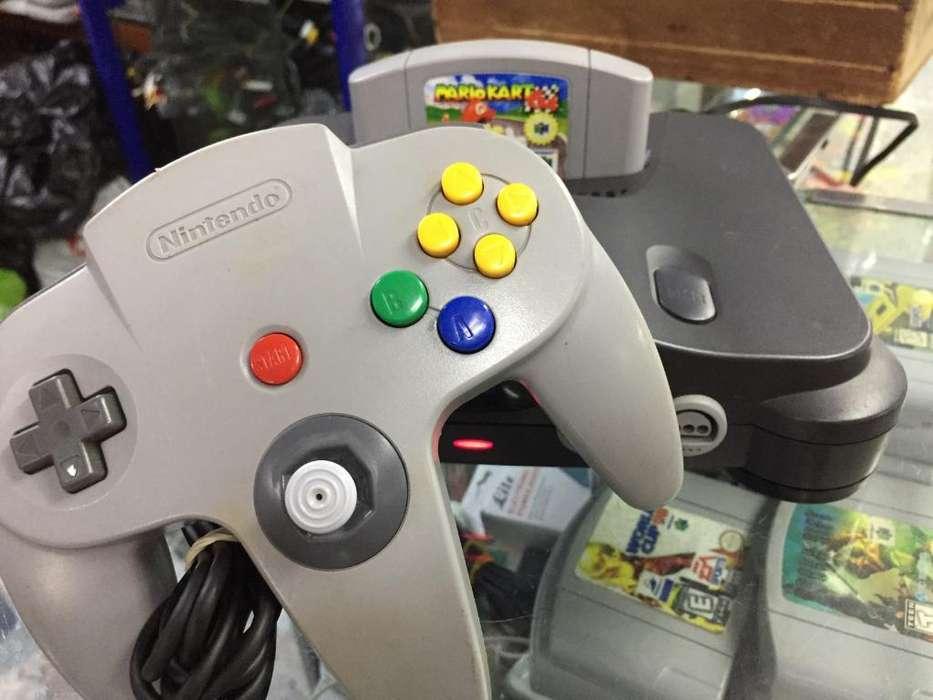 Ultra 64 con Mario Kart