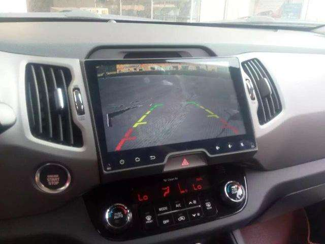 KIA SPORTAGE ESTEREO CENTRAL MULTIMEDIA STEREO CON ANDROID, GPS, BLUETOOTH