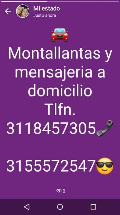 Domicilio de Montallantas